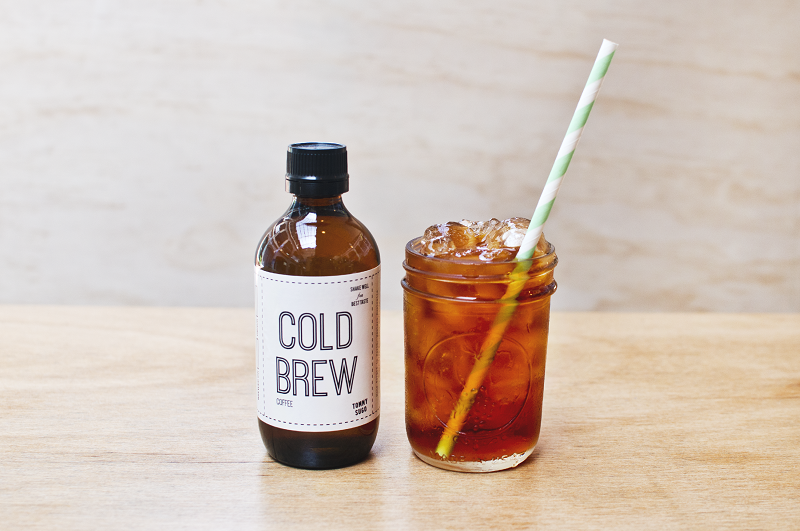 House Made Cold Coffee