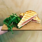 TUESDAY TOASTIE FIX ??