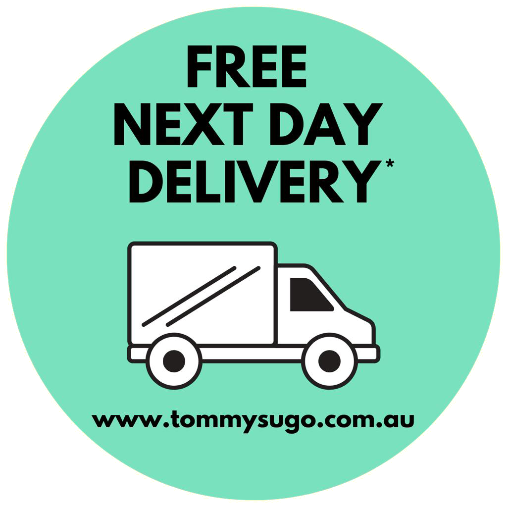 Tommy Sugo - Free Next Day Delivery